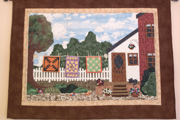 Casa patchwork imagui - Casas de patchwork ...